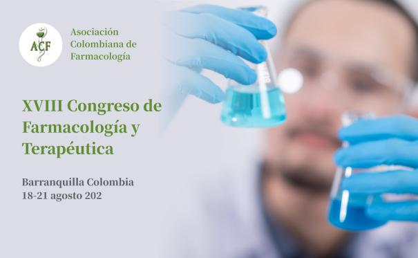XVIII Congreso de Farmacología y Terapéutica